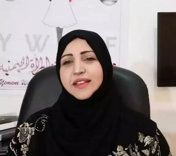 ناشطة يمنية تعلق على حكم الحوثي بإعدامها مع زوجها