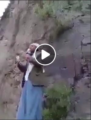 يمني يخطب في الجن ويأمرهم بأداء الزكاة