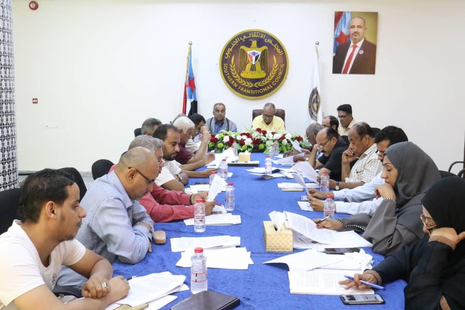 الأمانة العامة تعقد اجتماعها الدوري وتستعرض تقرير المشهد السياسي