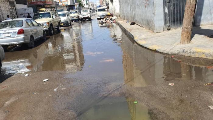 دعوات لتحسين منظومة الصرف الصحي بالشيخ عثمان