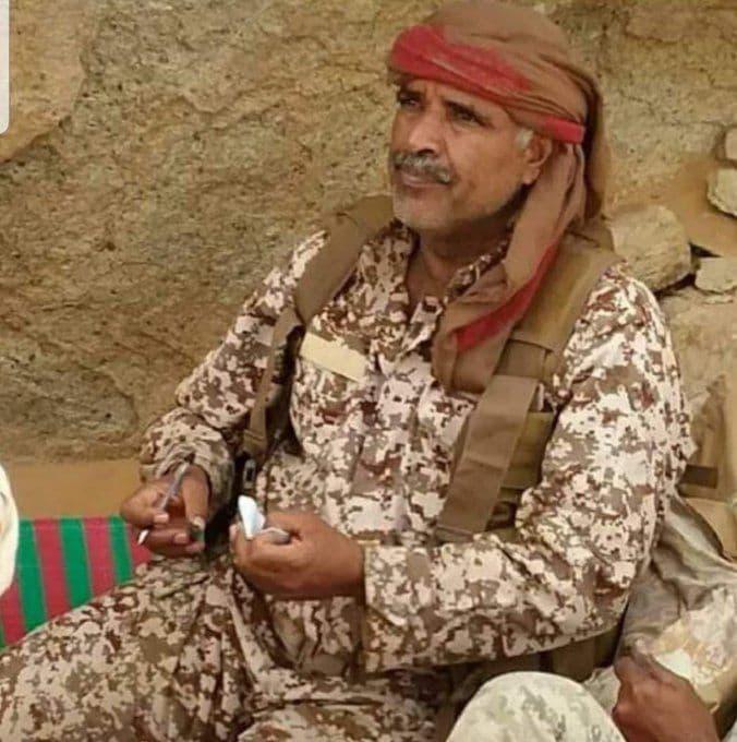 عاجل : استشهاد قائد عسكري كبير في قوات الجيش بمأرب ( اسم + صورة + منصب )